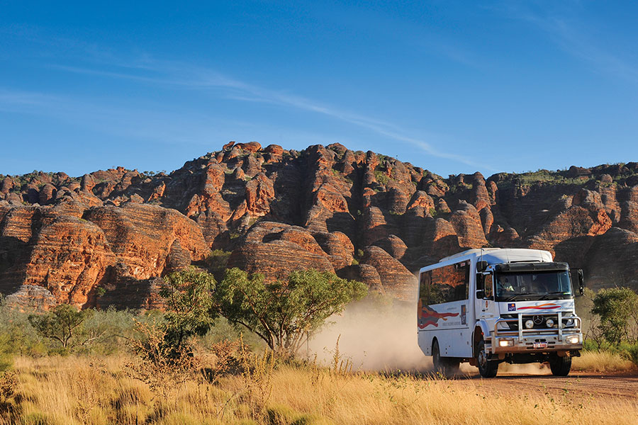 9 Day El Questro Gorges & Purnululu, Broome to Broome