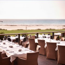 Cable Beach Club Resort and Spa Sunset Bar Grill Cable Beach view