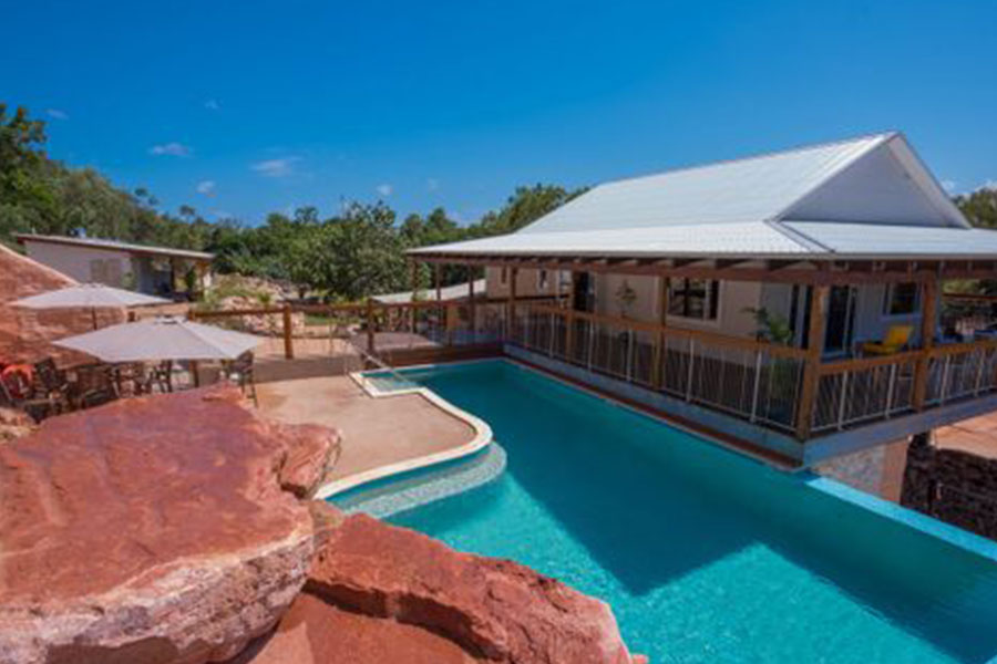 Broome Region Accommodation Cygnet Bay Pearl Farm