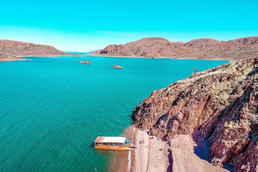 Discover Lake Argyle