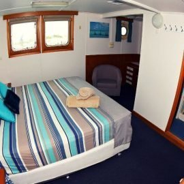 Eco Abrolhos Deluxe Stateroom