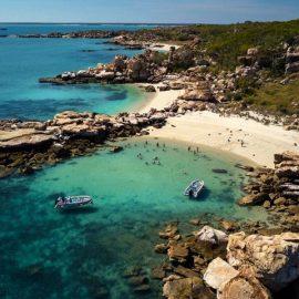 Eco Abrolhos at Jar Island - Vansittart Bay