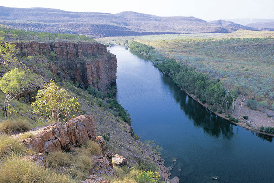 El Questro Wilderness Park Full Day Tour, Kununurra