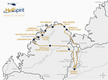 Click to enlarge itinerary map