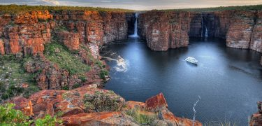 The Kimberley Collection King George Falls