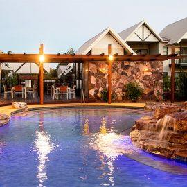 Freshwater East Kimberley Apartments pool
