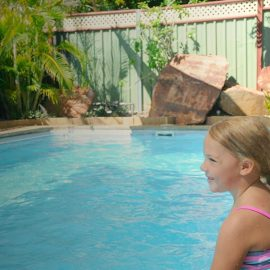 Kimberley Croc Motel swimming pool