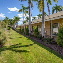 Kimberley Grande Resort gardens