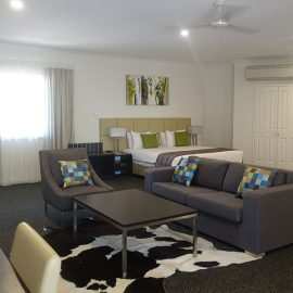 Kimberley Grande Resort spacious living area