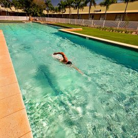 Kimberley Grande Resort pool