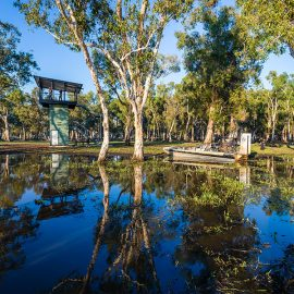 Kimberley Outback & Territory Wetlands Bamurru Plains