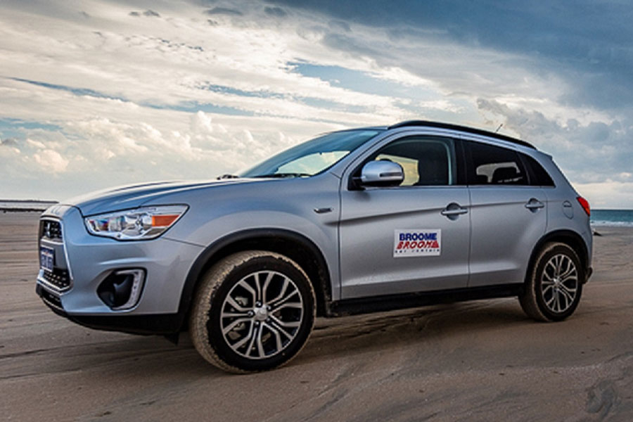 Kimberley region car and 4WD hire - Mitsubishi ASX