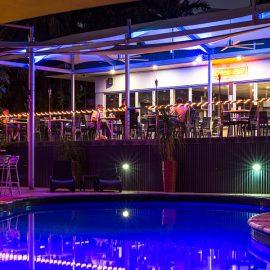 Kununurra Country Club Resort pool and pool deck