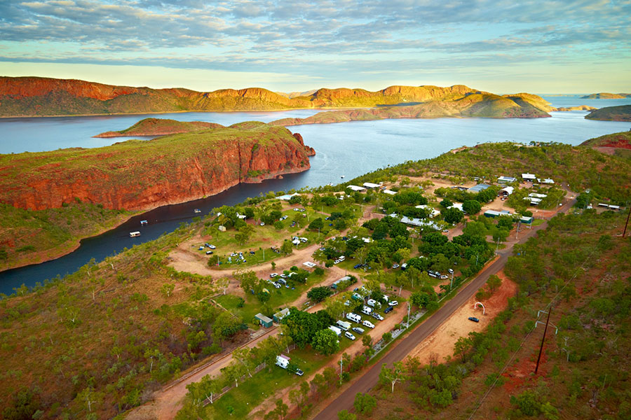 Lake Argyle and Ord River Day Tour, Kununurra