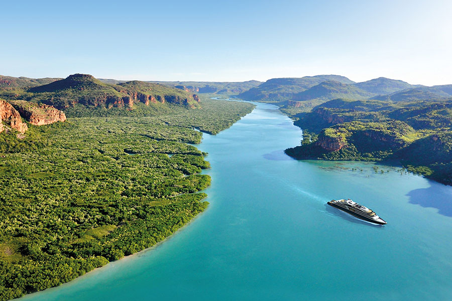 Le Laperouse special offer Kimberley cruise package