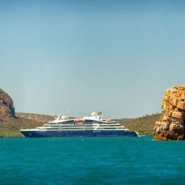 Le Laperouse cruising the Kimberley