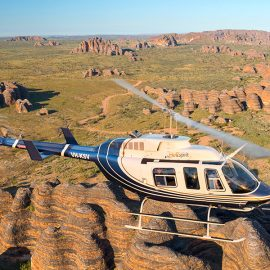 Soar over the magnificent Bungle Bungles