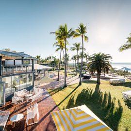 Mangrove Hotel gardens