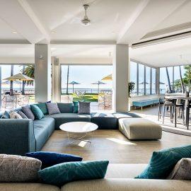 Mangrove Hotel lounge