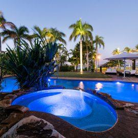 Mangrove Hotel pool
