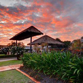Mantra Frangipani sunset view