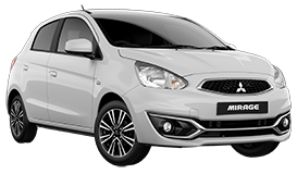4WD and Car Hire Thrifty Economy Size (ECAR)