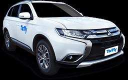 4WD and Car Hire Thrifty Intermediate Wagon (IWAR)