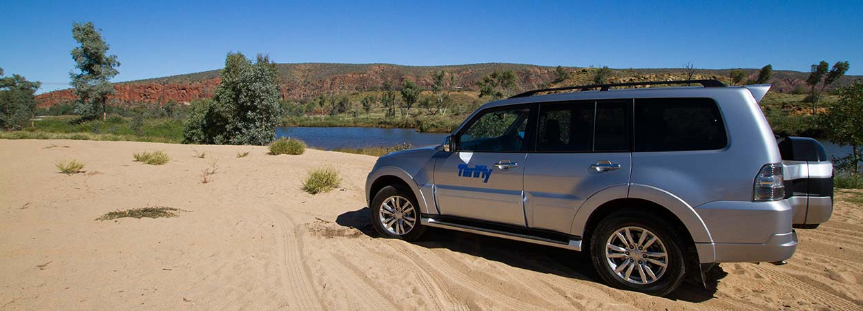 Northern Australian 4WD and Car Hire with Thrifty NT