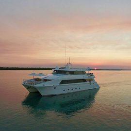 Ocean Dream Luxury catamaran cruising