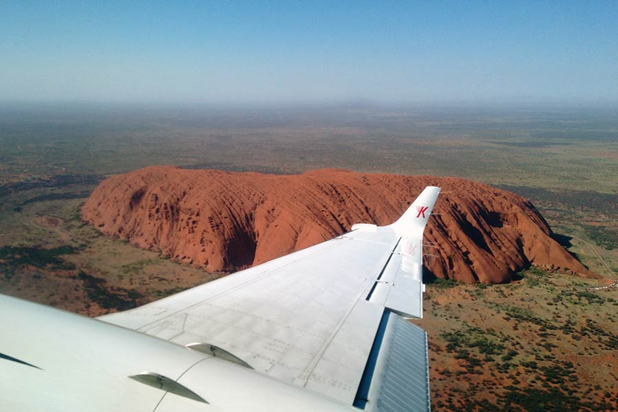Red Centre Air Adventure