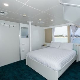 MV Reef Prince State Class cabin