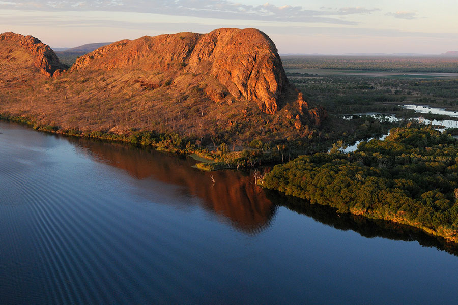 Scenic Helicopter and Ord River Cruise, Kununurra