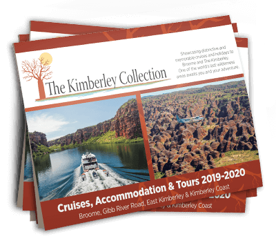 The Kimberley Collection 2019-2020 brochure cover