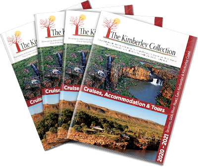 The Kimberley Collection 2020-2021 brochure cover