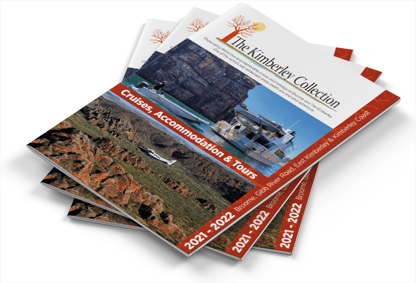 The Kimberley Collection 2021-2022 brochure cover
