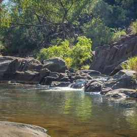 The Ultimate 4WD Gibb River Road Adventure Mount Hart waterhole